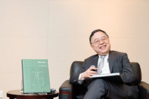 Be the architect of your legacy<br/> <h4>Lessons from Ronnie Chan, Chairman, Hang Lung Group, Hong Kong</h4>